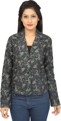 UrSense Full Sleeve Printed Women's Jacket