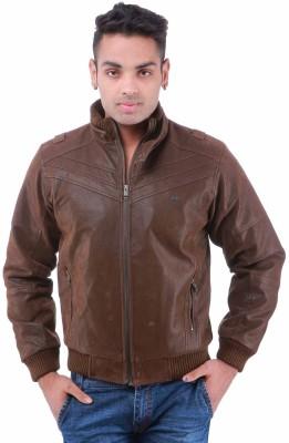 Oceanic Full Sleeve Solid Men's Jacket