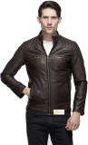 Lambency Full Sleeve Solid Men's Jacket