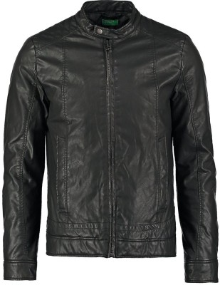 Bag Jack Full Sleeve Self Design Men's Jacket