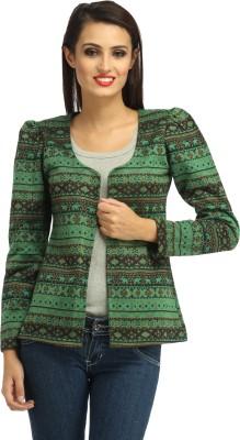 Cottinfab Full Sleeve Printed Women's Jacket