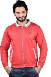 Nex Run Full Sleeve Solid Men's Jacket