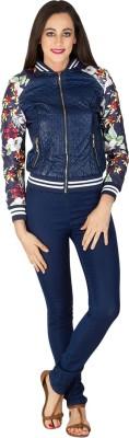Burdy Full Sleeve Printed Women's Jacket