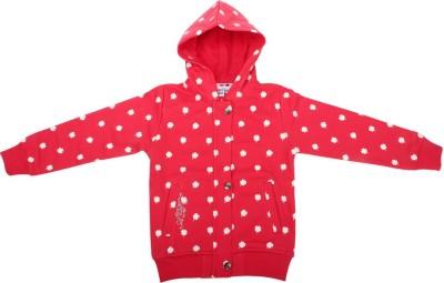 Mee Mee Full Sleeve Printed Girl's Jacket