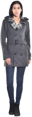 Both11 Full Sleeve Solid Women's Jacket