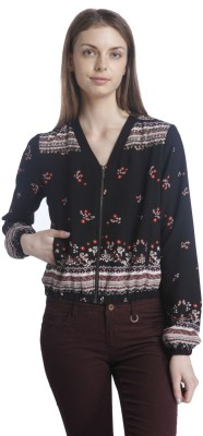Only Full Sleeve Printed Womens Jacket