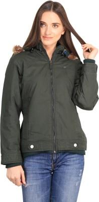 Duke Stardust Full Sleeve Solid Women's Jacket