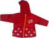 Icable Full Sleeve Solid Girls Jacket