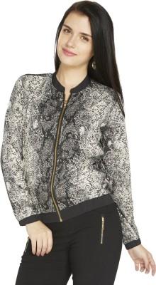 Globus Full Sleeve Printed Women's Jacket