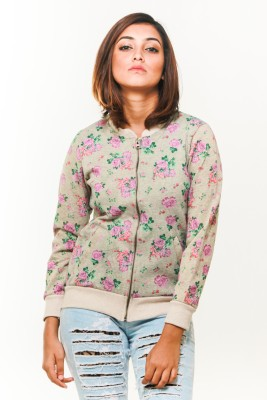Young Trendz Full Sleeve Printed Women's Jacket
