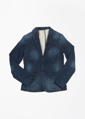 UCB Full Sleeve Solid Boy,s Jacket