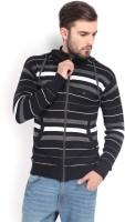 Sports 52 Wear Full Sleeve Striped Mens NA Jacket