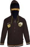Seals Full Sleeve Striped Boy's Jacket