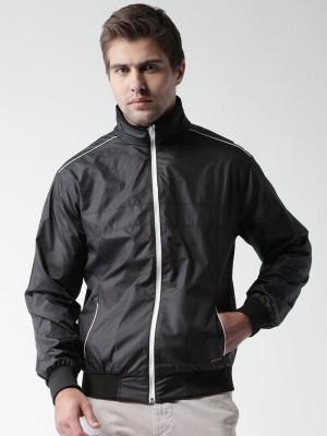 Mast & Harbour Full Sleeve Solid Men,s Jacket