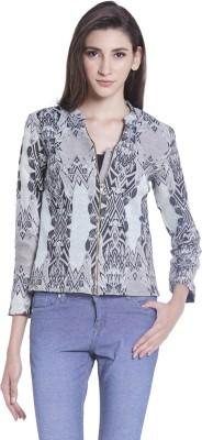 Globus 3/4 Sleeve Printed Women's Jacket