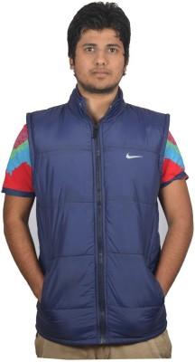 Choudhary Enterprises Sleeveless Solid Men,s Jacket