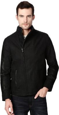Van Heusen Full Sleeve Solid Men's Jacket