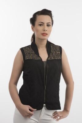 Gudi Sleeveless Embellished Women's Jacket