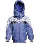 Kangaroo Kids Full Sleeve Self Design Bo...