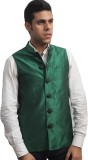 Maisha Sleeveless Solid Men's Jacket