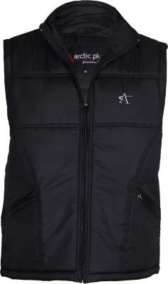 ArcticPlus Sleeveless Solid Men's PolyFill Jacket