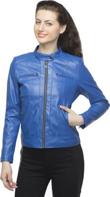 Casabella Full Sleeve Solid Women's Jacket at flipkart