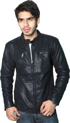 SHOPPESTREET Full Sleeve Solid Men's Jacket