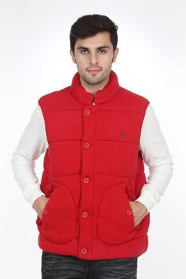 ralph lauren polo Sleeveless Solid Men's Jacket