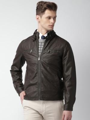 Invictus Full Sleeve Solid Mens Jacket