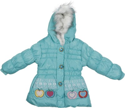 Addyvero Full Sleeve Embroidered Girl's Jacket