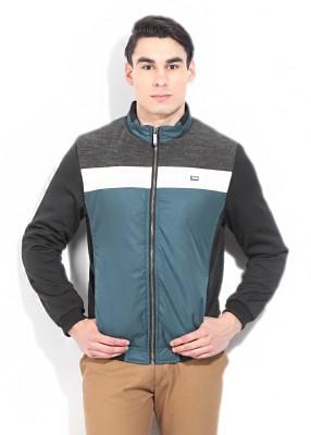 Arrow Full Sleeve Striped Men's Jacket