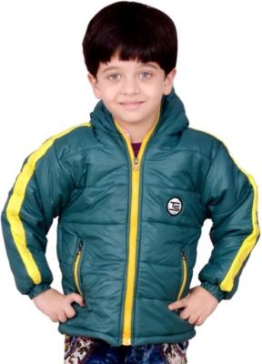 Kabeer Full Sleeve Striped Boy's Jacket