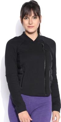 Nike Full Sleeve Solid Women's Jacket