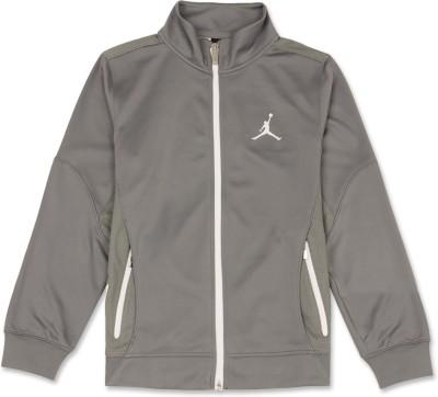 Jordan Kids Full Sleeve Solid Boy's Jacket
