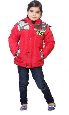 Sakhi Sang Full Sleeve Solid Boy's Jacket