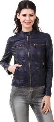 Rocker Fashions Full Sleeve Solid Women's Jacket at flipkart
