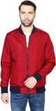 Van Heusen Full Sleeve Solid Men's Jacke...