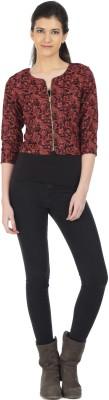Doya Milan 3/4 Sleeve Printed Women's Jacket