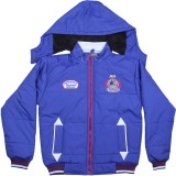 Hot Point Full Sleeve Solid Boys Jacket