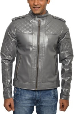 Zarf Full Sleeve Solid Men's Jacket
