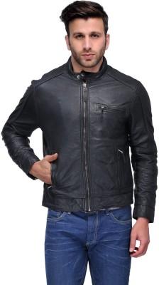 Teakwood Full Sleeve Solid Men's Jacket