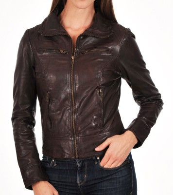 Crabrocks Full Sleeve Solid Women's Jacket