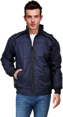 TSX Full Sleeve Solid Men's Bomber Jacket