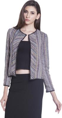 Globus 3/4 Sleeve Embroidered Women's Jacket