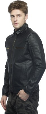 Chik Fab Full Sleeve Solid Men's Jacket