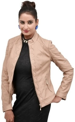 Bansal Closet Full Sleeve Solid Women's Jacket