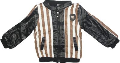 Camey Full Sleeve Solid Boys Bolero Jacket