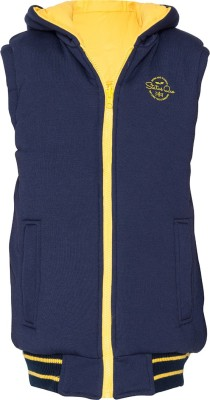 Status Quo Cubs Sleeveless Solid Boy's Jacket