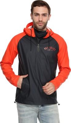 883 Police Full Sleeve Self Design Men's Jacket