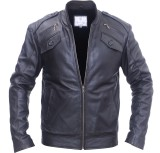 Glam Kills Full Sleeve Solid Men's Jacke...